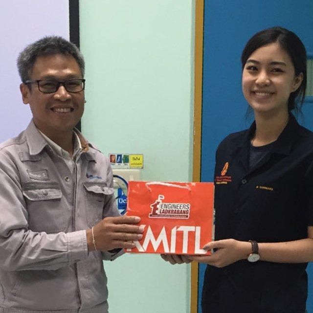 TOL เปิดบ้านต่อนรับนักศึกษาคณะวิศวกรรมศาสตร์ สถาบันเทคโนโลยีพระจอมเกล้าเจ้าคุณทหารลาดกระบังเผยแพร่องค์ความรู้เพื่อการศึกษา พัฒนาคุณภาพเยาวชนไทย