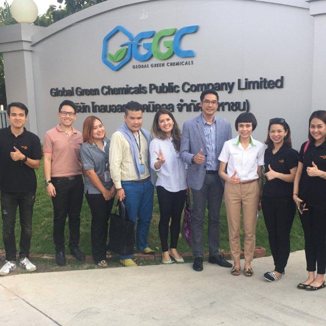 """GGC ร่วมบอกเล่าเรื่องราวดีๆ ใน """"รายการคนไทยไม่ทิ้งกัน"""" นำเสนอประโยชน์แห่งกลีเซอรีน สู่ LUFFALA สบู่คุณภาพจากภูมิปัญญาชาวระยอง"""
