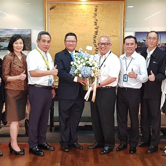 GGC ร่วมแสดงความยินดี CEO ปตท.คนล่าสุด