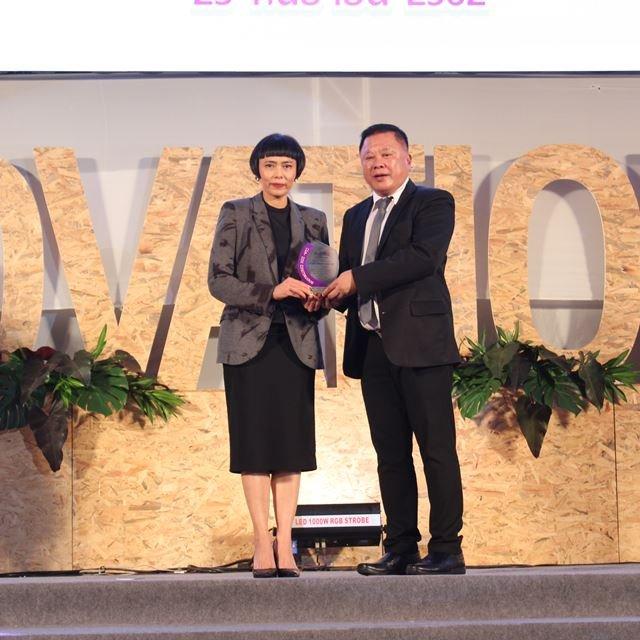 GGC คว้ารางวัล CSR -DIW ต่อเนื่องเป็นปีที่ 5 ชูผลิตภัณฑ์เป็นมิตรเพื่อสิ่งแวดล้อม