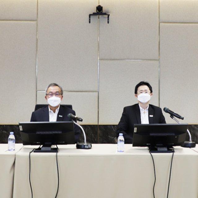 GGC จัด Analyst Meeting ประกาศผลการดำเนินงานประจำไตรมาส 1 ปี 2564 แก่นักวิเคราะห์หลักทรัพย์