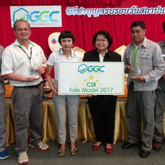 GGC CSR Role Model