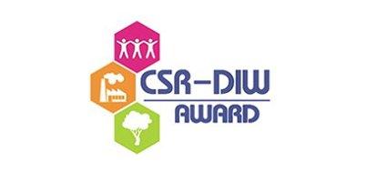 รางวัลและเกียรติบัตร CSR DIW Continuous Award ต่อเนื่องเป็นปีที่ 6 จากกรมโรงงานอุตสาหกรรม